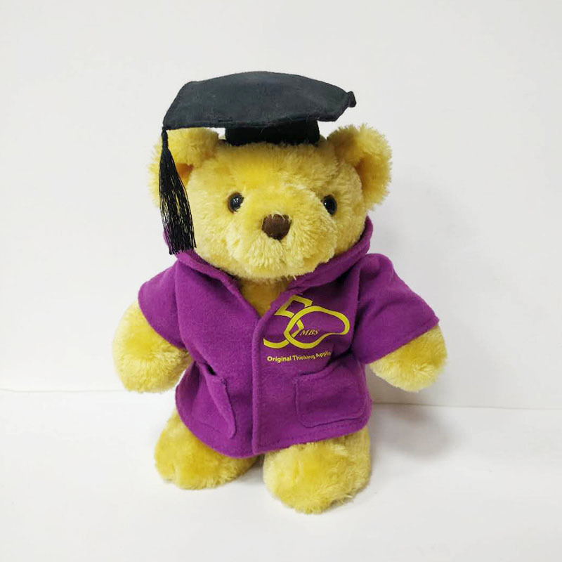 PhD Graduation Teddy Bear