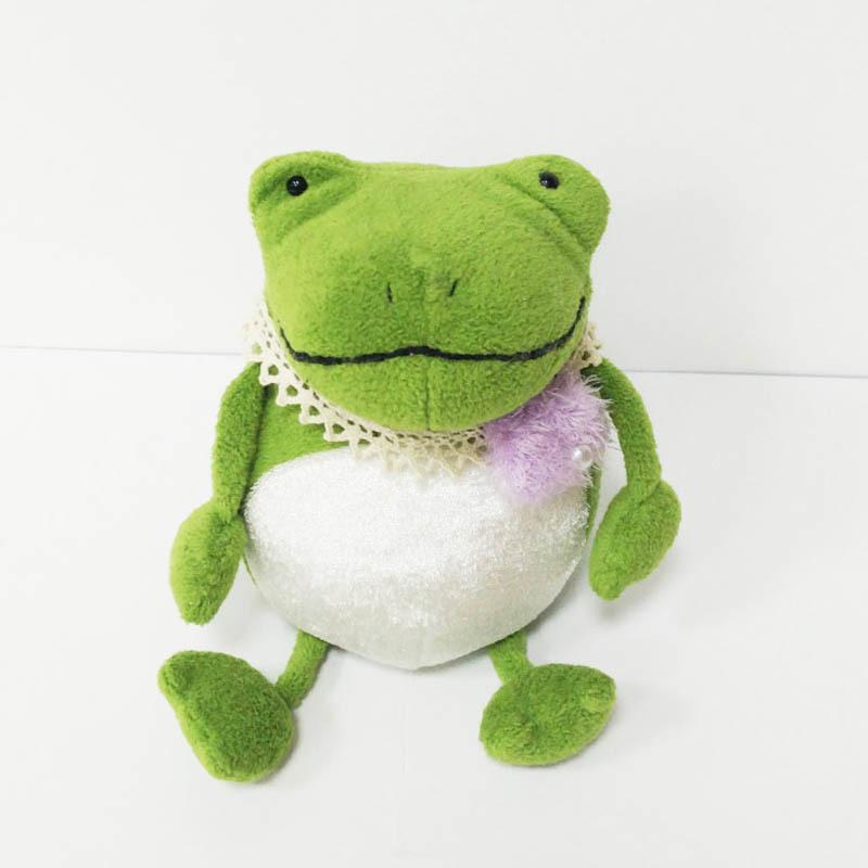 Frog Cuddly Plush Toys