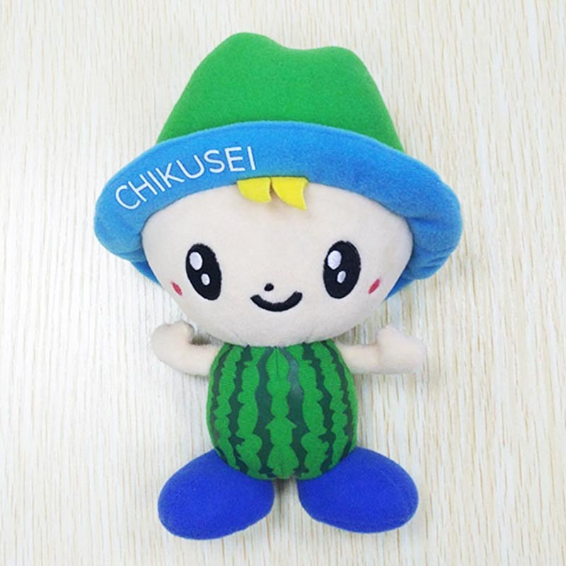 Stuffed Plush Toys Watermelon Boy