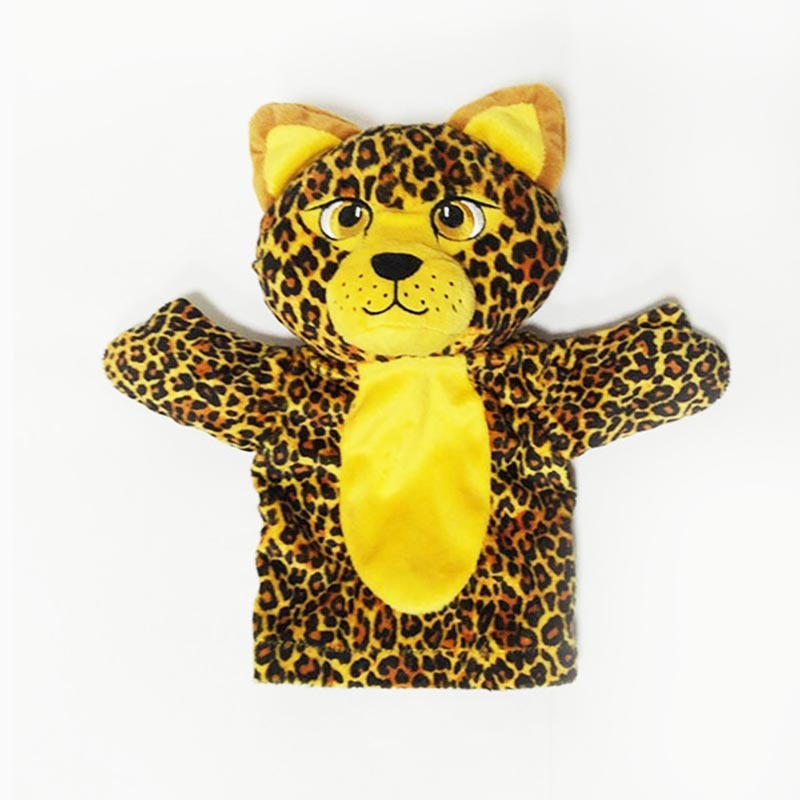 Anima Plush Toys Tiger Hand Puppet