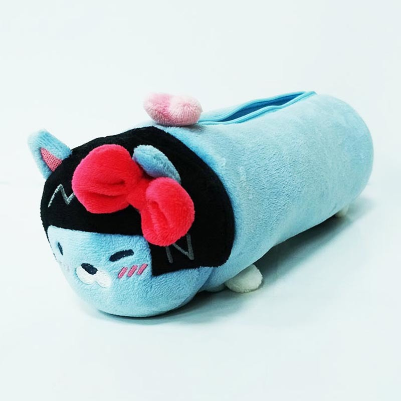 Plush Baby Snuggle Toy Cat Pencil Case