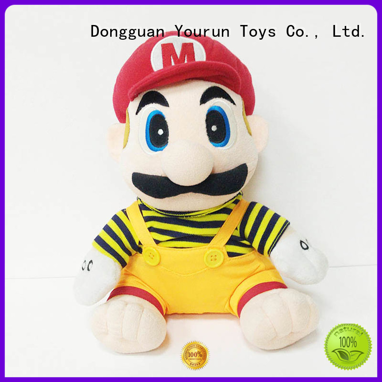 YouRun cat plush toy on sale for men