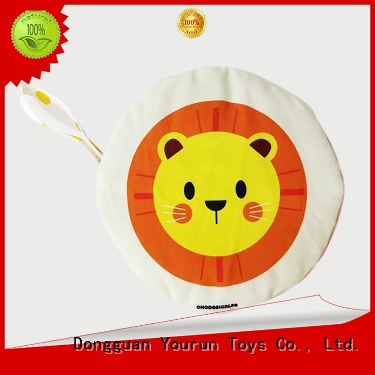 YouRun new baby soft toy factory price for baby girl