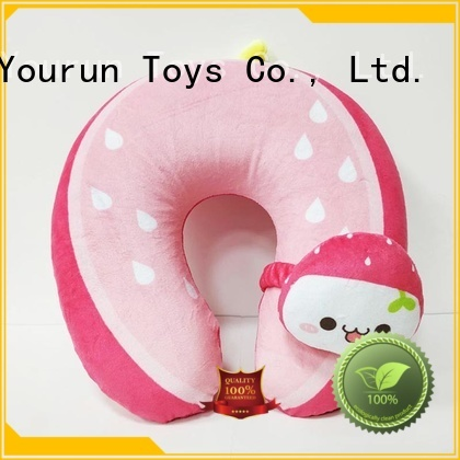 YouRun cute colorful pillows wholesale for