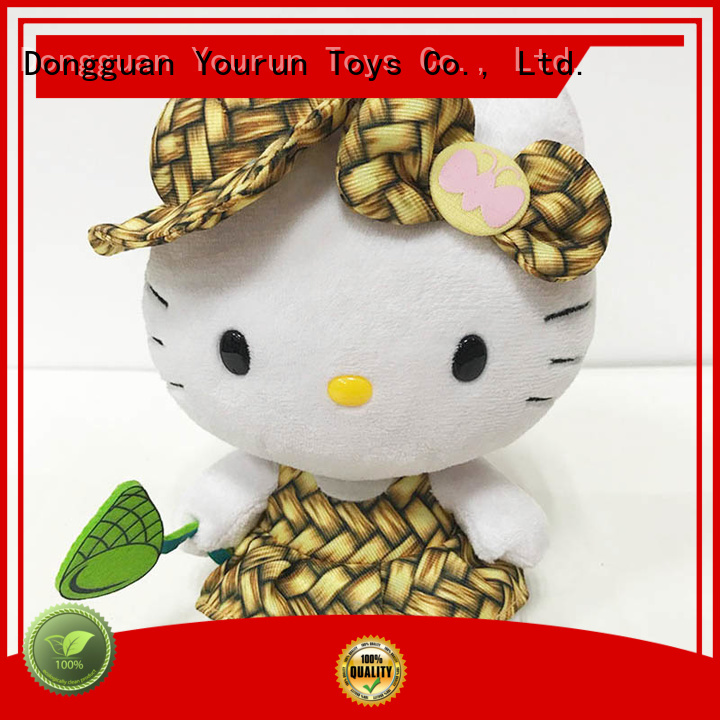 custom original hello kitty doll company for baby girl
