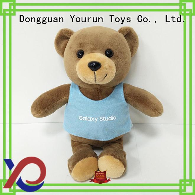 custom teddy bear soft toy price for classroom