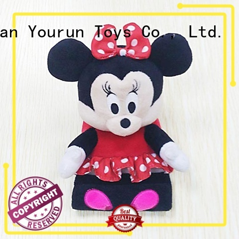 YouRun decorative cute plush toys low price for women