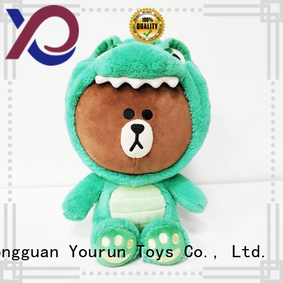 YouRun top ten teddy bear toys supply for baby boy
