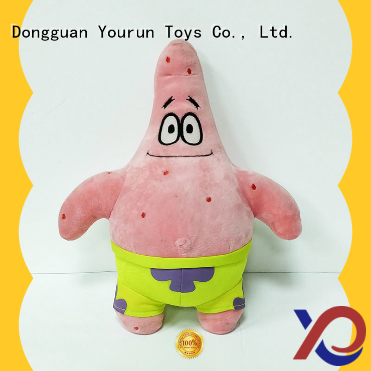 YouRun hand make personalized stuffed animals shop near me for present