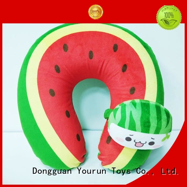 best soft cute colorful pillows wholesale for bed