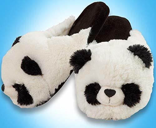 Panda Plush Slippers for Adult Bulk Wholesale