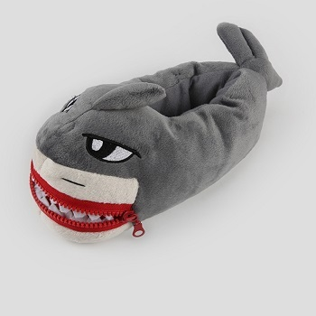 Slipper Shoes Indoor Plush Shark
