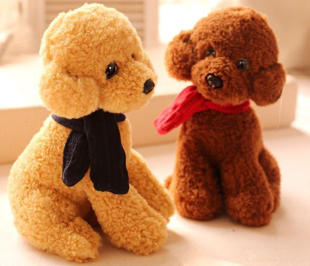 Super Cute Teddy Plush Bear Dolls Gift  For Children