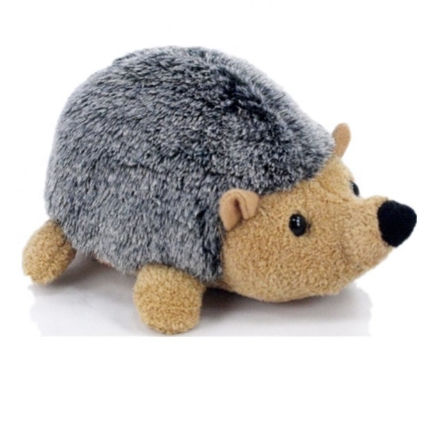 Hedgehog Stuffed Animals for Kids Fashionable Style