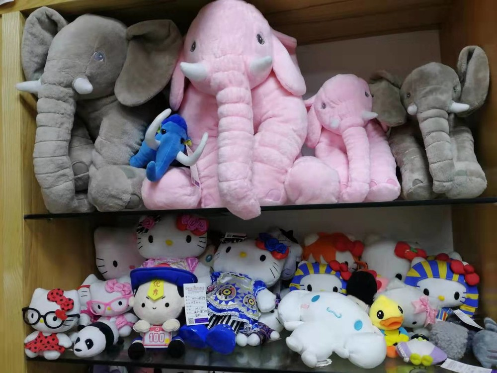 Hello Kitty Plush Doll Factory Supply