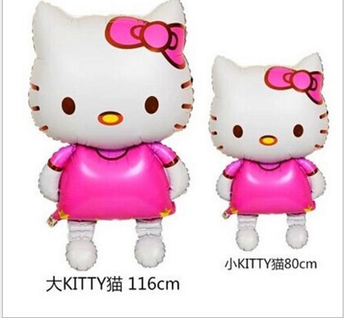 Cute cartoon comfort eyeshade Hello Kitty inflatable doll