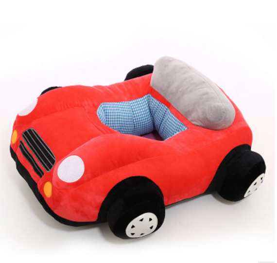 Colorful Stuffed Car Plush Toys for Christmas Gift