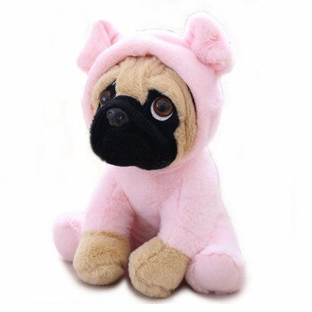 Custom Dogs Fluffy Stuffed Animals Shar Pei Toys for Kids