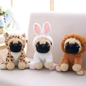 custom cool stuffed animals images for birthday gifts-2