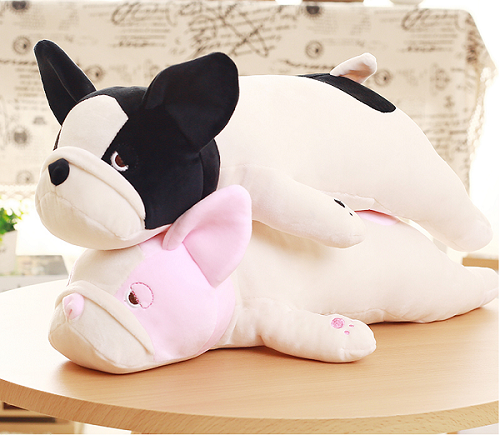 Super Soft Stuffed Animals Cute Dog Doll Pillows