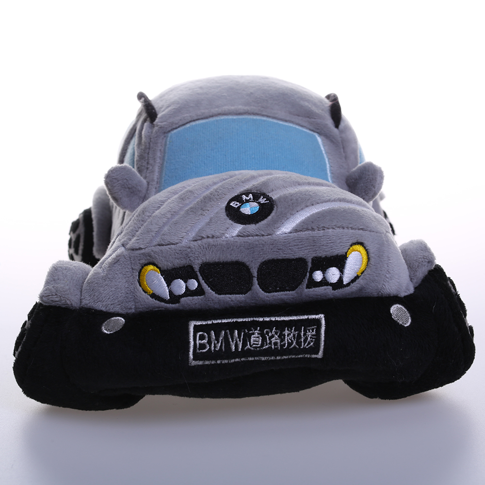 Plush Cartoon Car Toys Stuffed Funny Kids Doll