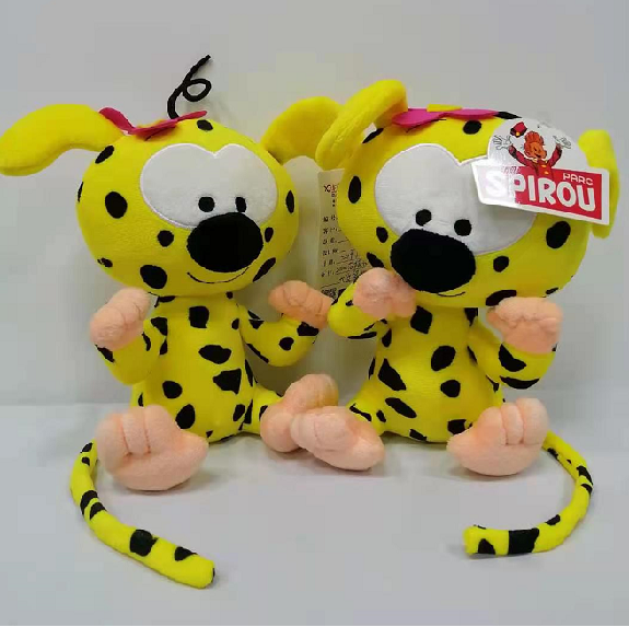 OEM plush toy products manufacture factory make anime characters into the real soft toys.