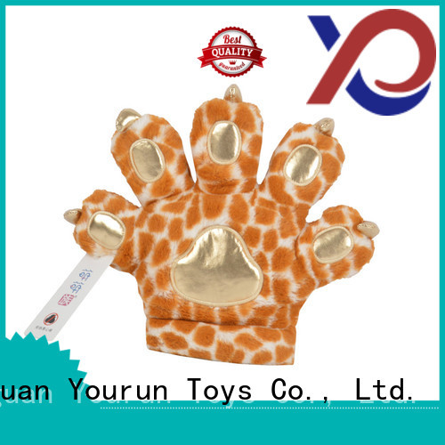 YouRun most popular baby first plush toys factory for baby