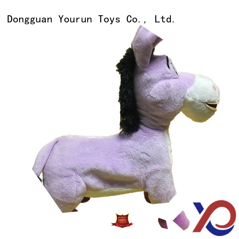 YouRun custom baby cuddly toy factory price for baby