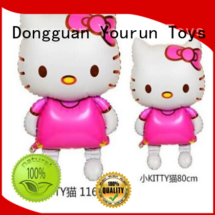 YouRun high-quality stuffed hello kitty doll suppliers for girls