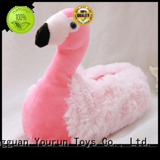 YouRun high end plush slippers womens company for bedroom
