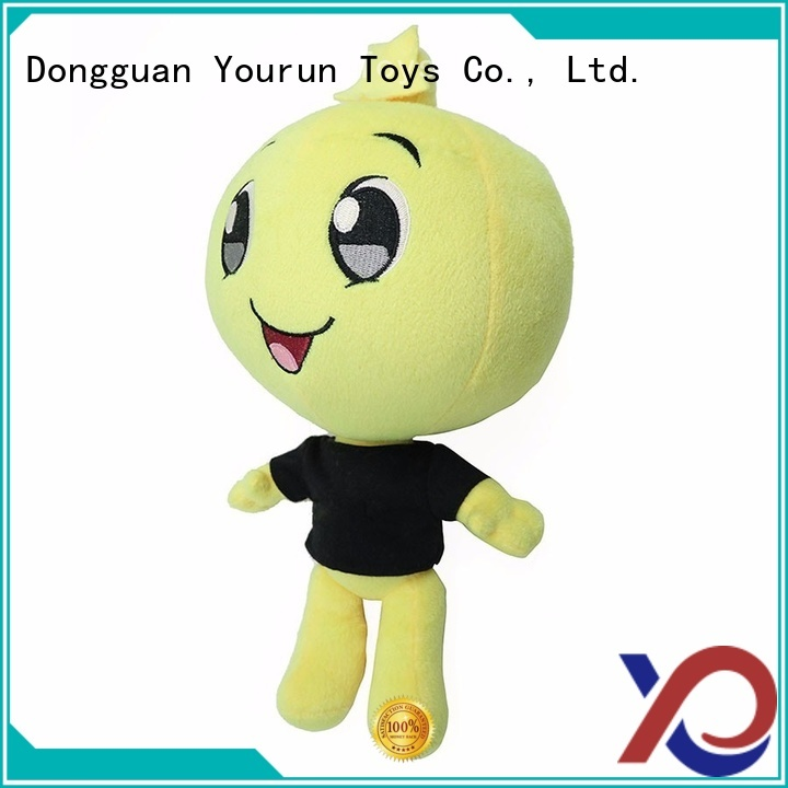 YouRun find best plush toys factory price for babies