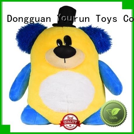 YouRun personalized cuddly teddy bear brand for birthday