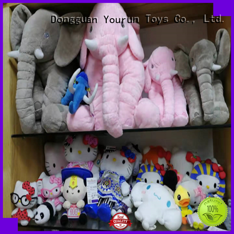YouRun custom plush toys online shopping for party