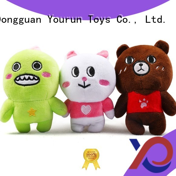 YouRun cuddly bear toy cost for birthday