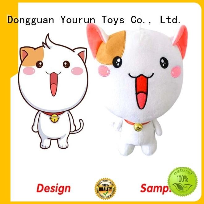 YouRun custom cool stuffed animals best store for girl