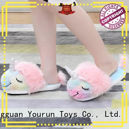 YouRun high end home slippers supplies for bedroom