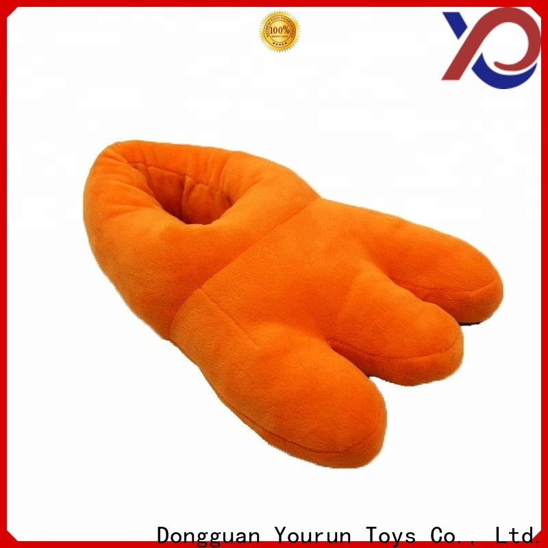 YouRun popular womens plush slippers factory for bedroom